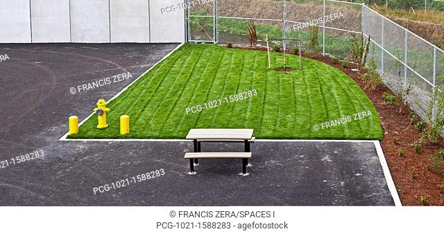 Small Athletic Field