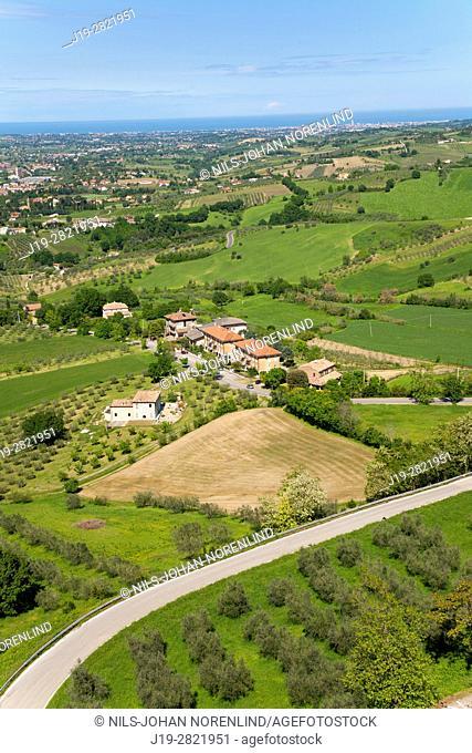 Comune di Verucchio, Italy
