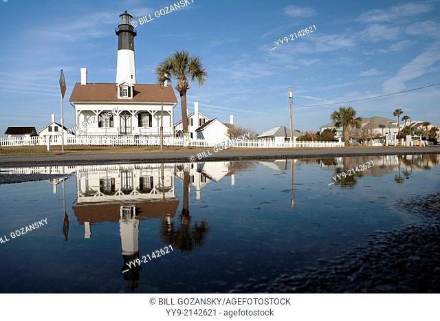 Tybee Lighthouse - Tybee Island, Georgia USA