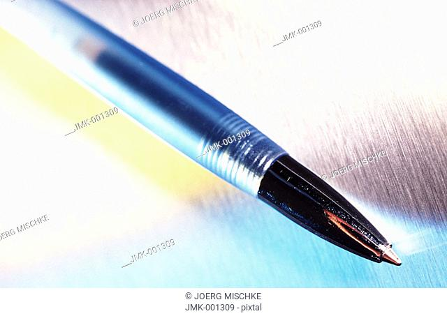A ball pen