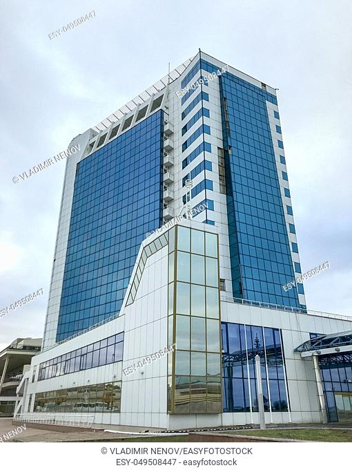 """Odessa, Ukraine: """"""""Odessa"""""""" Hotel is one of the biggest hotels in Ukraine and the biggest hotel in Odessa region"""