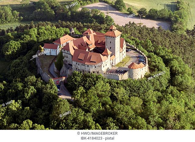 Wachsenburg Castle, Thuringia, Germany