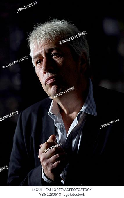 English journalist Rod Liddle appears at the Edinburgh International Book Festival