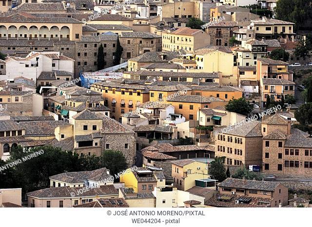 Old town. Toledo. Castilla la Mancha, Spain