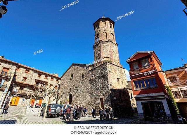 Vilaller. Lleida, Spain