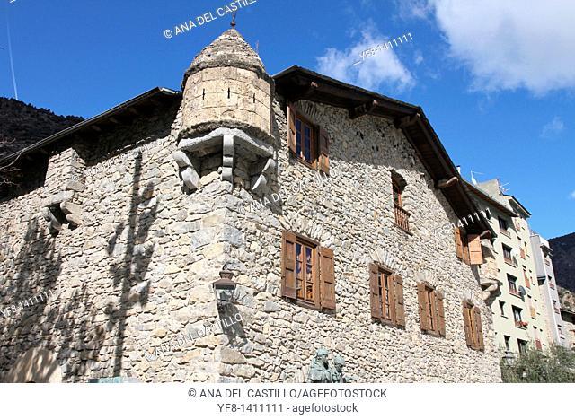 La Casa de La Vall, Andorra La Vella