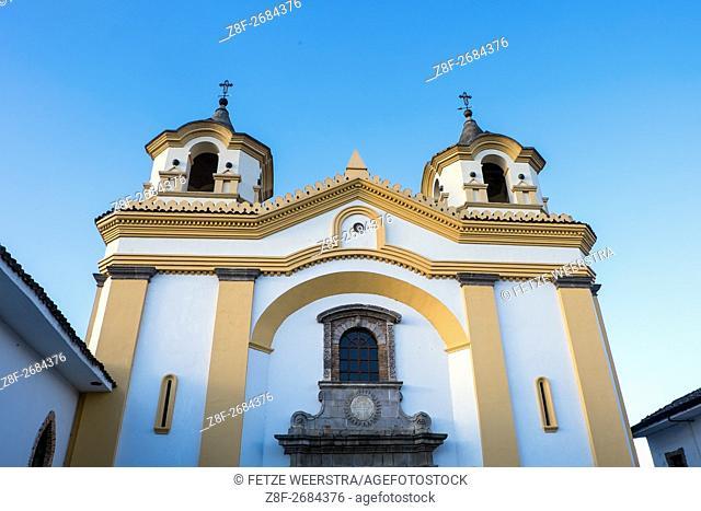Church of Popayán