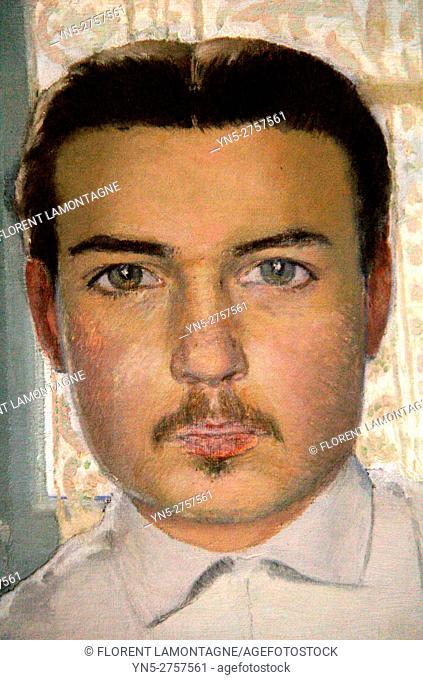 Portrait of Maurice DENIS (1870-1943), painter