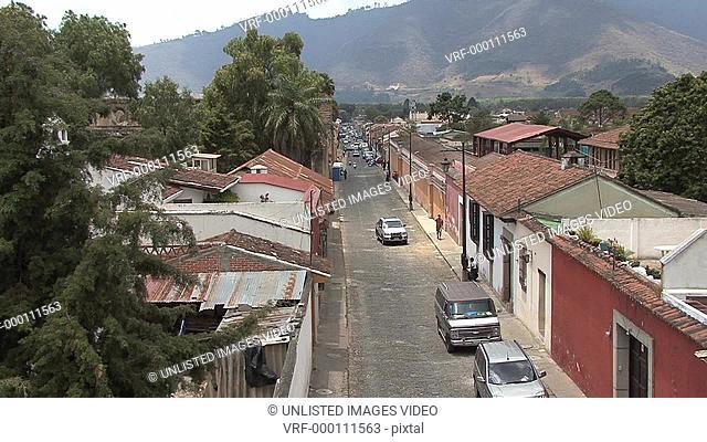 GUA Antigua street