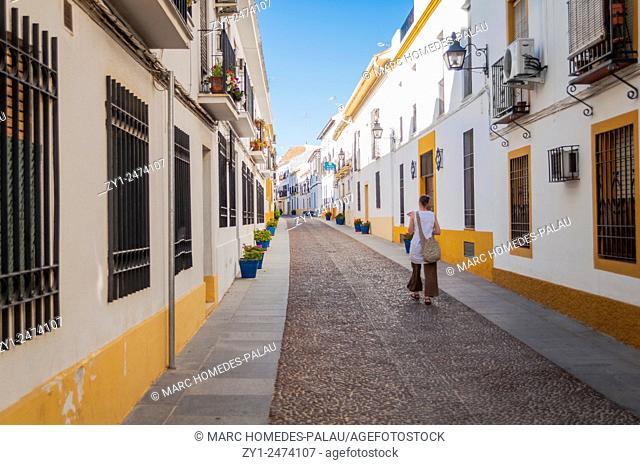 Street of Cordoba (Spain)