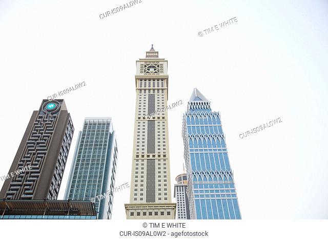 Modern architecture, Dubai, UAE