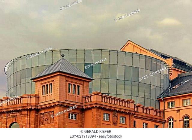 Staatstheater in Mainz