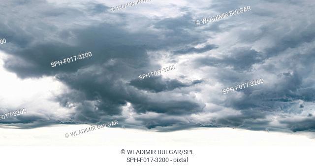 Cloudscape, panorama