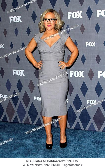 FOX Winter TCA 2016 All-Star Party held at the Langham Huntington Hotel in Pasadena Featuring: Rachael Harris Where: Los Angeles, California