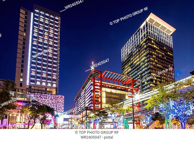 Taitung City Taiwan