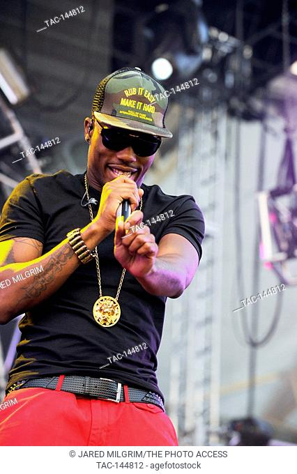 B.O.B. performs at KIIS FM's Wango Tango 2012 at the Home Depot Center on May 12, 2012 in Los Angeles, California