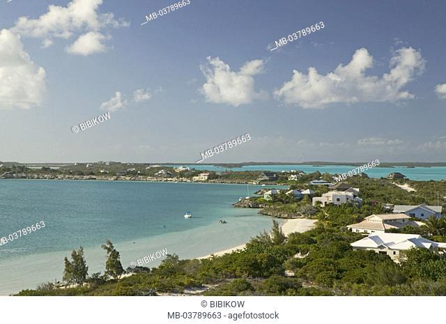 Providenciales, Chalk sound, sapodilla bay, bay, panorama