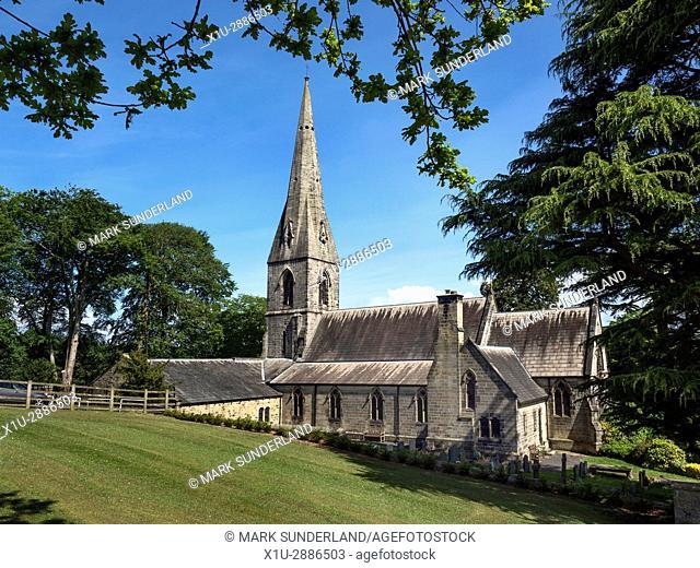St James Parish Church Birstwith North Yorkshire England