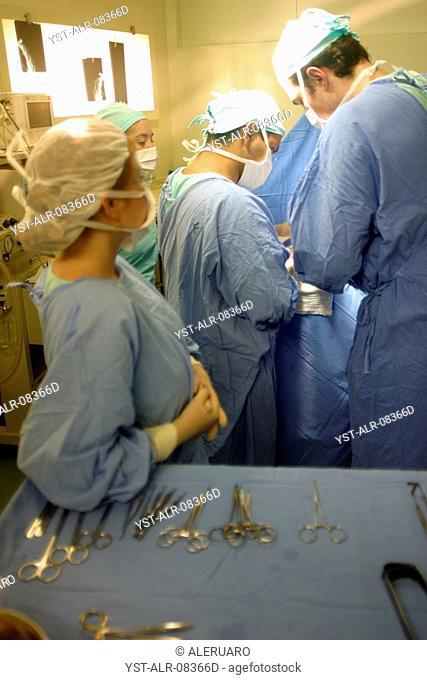 Surgery, Caxias do Sul, Rio Grande do Sul, Brazil