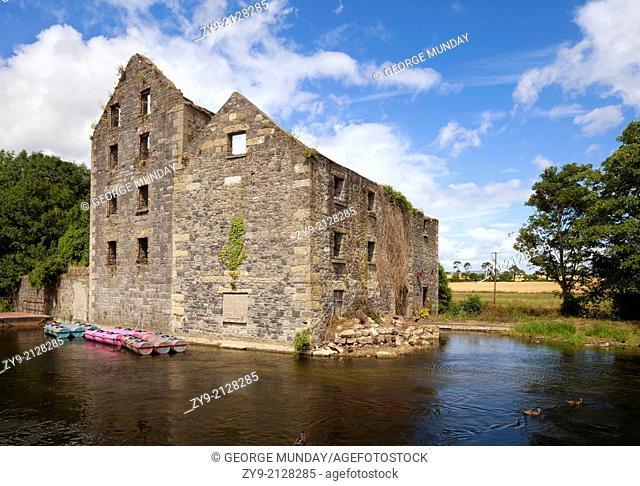 Rudkin's Mill on the River Barrow,