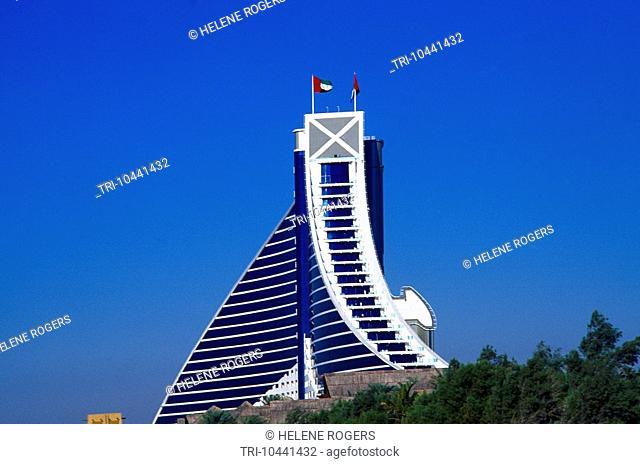 Dubai UAE Jumeira Beach Hotel