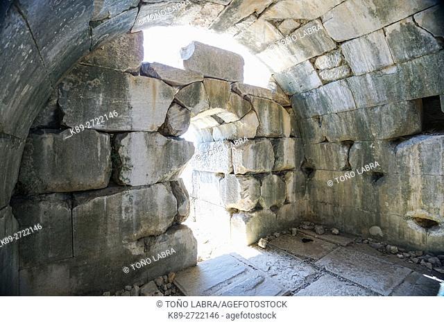 Miletus. Ancient Greece. Asia Minor. Turkey