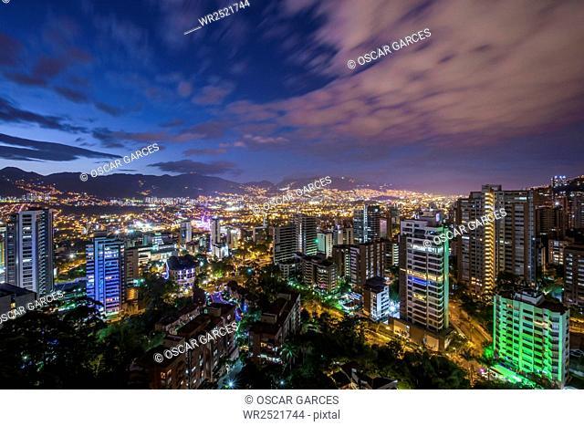 Medellin; Antioquia; Colombia