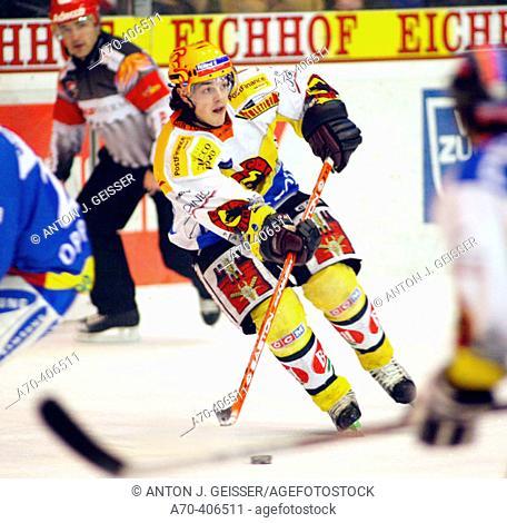 Swiss Ice Hockey: Daniel Briére (SC Bern)