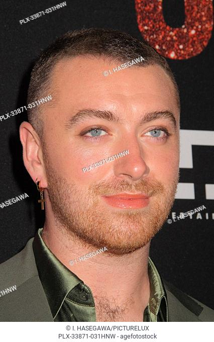 """Sam Smith 09/19/2019 The Los Angeles Premiere of """"""""JUDY"""""""" held at the Samuel Goldwyn Theater in Beverly Hills, CA. Photo by I"""