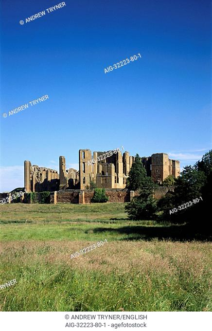 Kenilworth Castle. General view