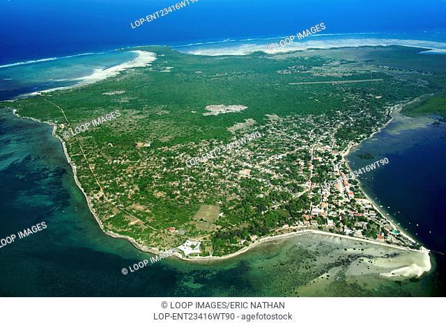 Ibo island in the Quirimbas archipelago off the coast of Mozambique