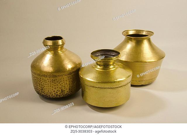 Old Brass perforaters, Pune, Maharashtra, India