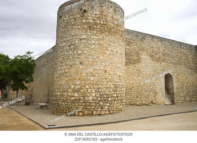 Castle in Toro city in Zamora province Castile Leon Spain
