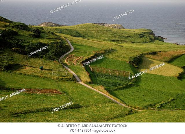 Prados photographed Niembro, Llanes, Asturias, Spain