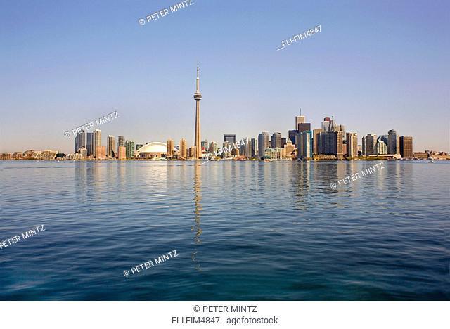 City Skyline, Toronto, Ontario May 2008
