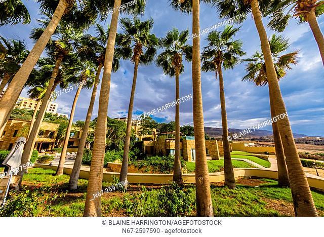 Kempinski Hotel Ishtar (the lowest point on Earth), Dead Sea, Jordan