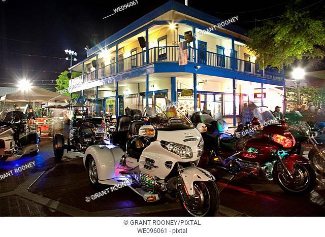 Kissimmee Old Town, Florida, USA