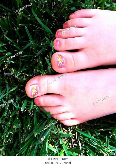 kid toes