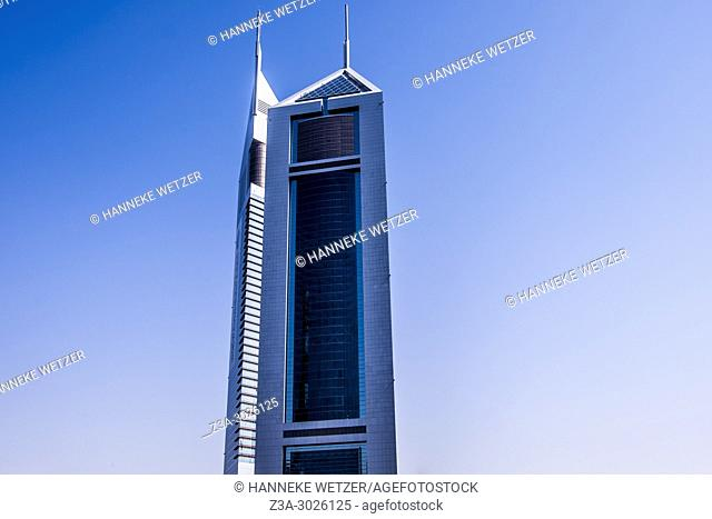 Jumeirah Emirates Towers at the WTC in Dubai, UAE