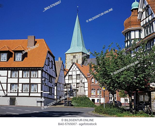 city of Enningerloh, district of Warendorf, North Rhine-Westfalia, Germany