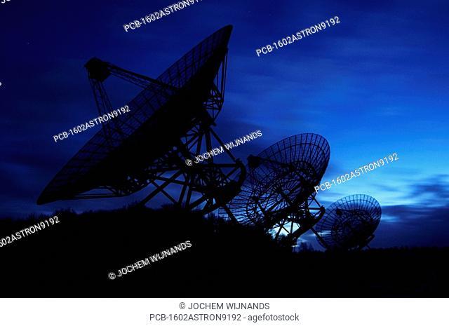 Drenthe, Astron, Westerbork Synthesis Radio Telescope WSRT