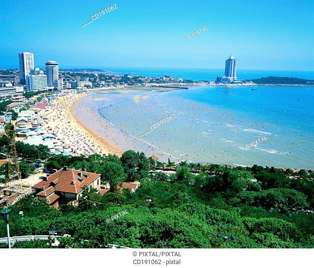 Hui Quan Cove. Qingdao. China
