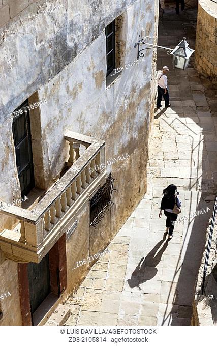 victoria in gozo island. malta