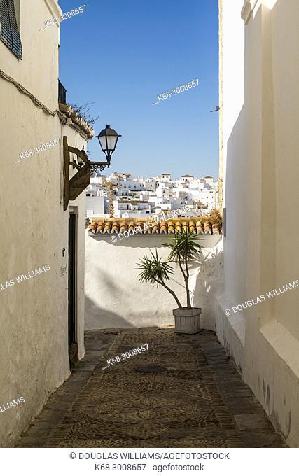 Vejer de la Frontera, Cadiz province, Spain
