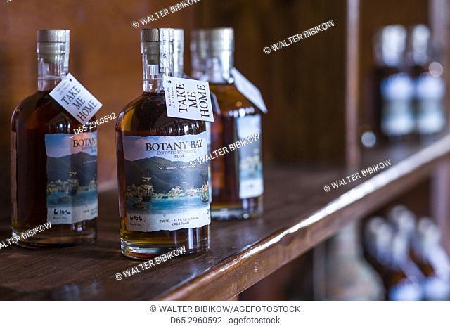 U. S. Virgin Islands, St. Thomas, Charlotte Amalie, Virgin Islands Rum