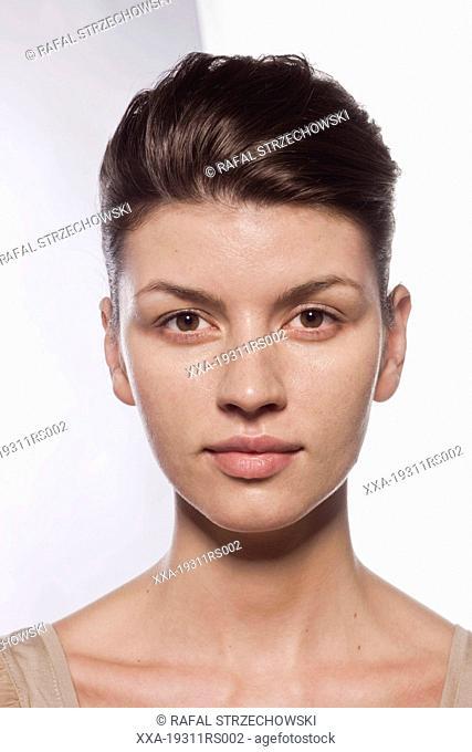 Step 1 - Before makeup