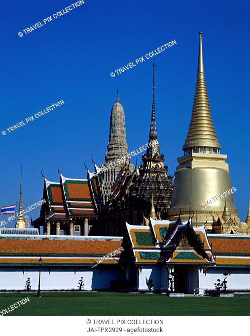 Grand Palace (Wat Phra Kaeo), Bangkok, Thailand