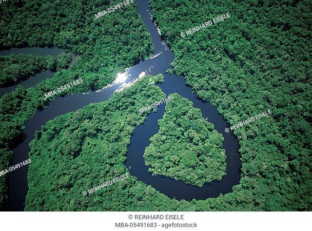 Brazil, the Amazon, Para federal state