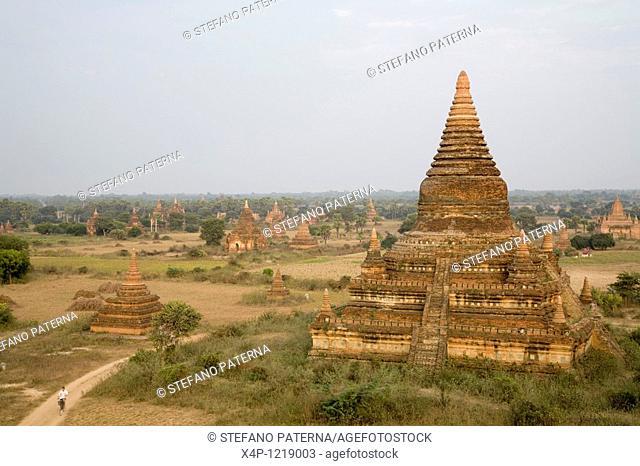 Bagan. Myanmar