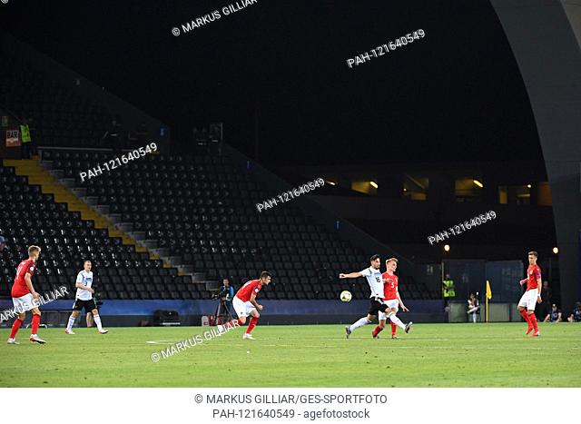 Feature, decorative image duels in front of empty spectator ranks. GES / Football / U21 Euro: Austria -Germany, 23.06.2019 Football / Soccer: Euro Under 21:...